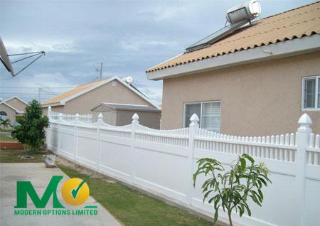 Jamaica-pvc-fencing-company